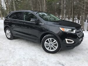 2016 Ford Edge SEL, Leather, AWD, Remote Start 39,000Km $84.Wk.