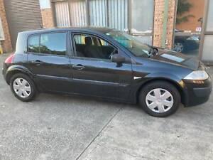 2004 Renault Megane AUTHENTIQUE Manual Hatchback Smithfield Parramatta Area Preview