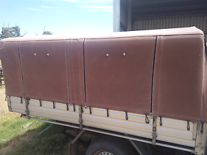Canvas Ute Canopy Donnybrook Donnybrook Area Preview