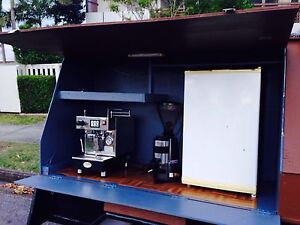 Coffee Trailer business for sale Enoggera Brisbane North West Preview