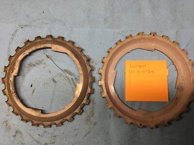 John Deere Lustran Planter Plates Discs For Corn B17 - 24 Flat 24 Cell