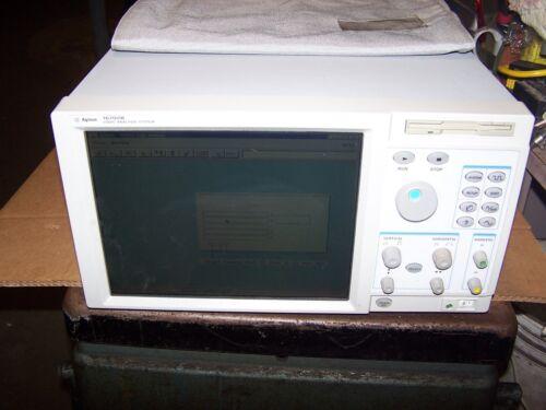 HP AGILENT 16702B LOGIC  ANALYSIS SYSTEM