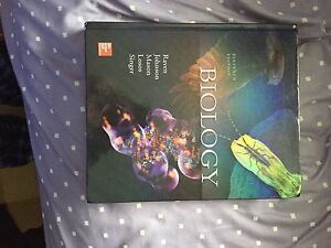 Biology textbook for MSVU