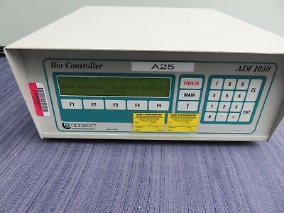 Applikon Instruments Adi 1030 Bio Controller 1030 Ph Do2pol And Temp Works