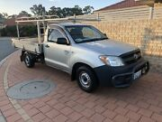 Toyota Hilux Workmate 2005 Ashfield Bassendean Area Preview