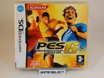 Usado, PRO EVOLUTION SOCCER 6 PES 2006 NINTENDO DS 2DS 3DS PAL ITALIANO NUOVO SIGILLATO comprar usado  Enviando para Brazil