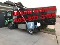 Junk removal low price.