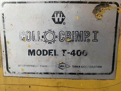 Hydraulic Hose Crimper Machine