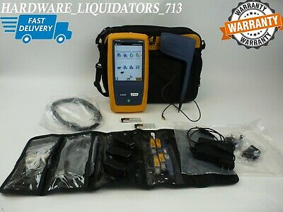 Fluke Onetouch At G2 Network Assistant Versiv Wireless Tester Wired And Wifi