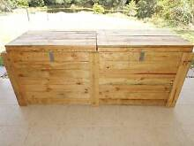 BRAND NEW Recycled Timber Multi Purpose Storage Box Mount Sheridan Cairns City Preview