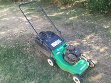 BRIGGS & STRATTON WEEDEATER LAWN MOWER, 4 stroke Murarrie Brisbane South East Preview