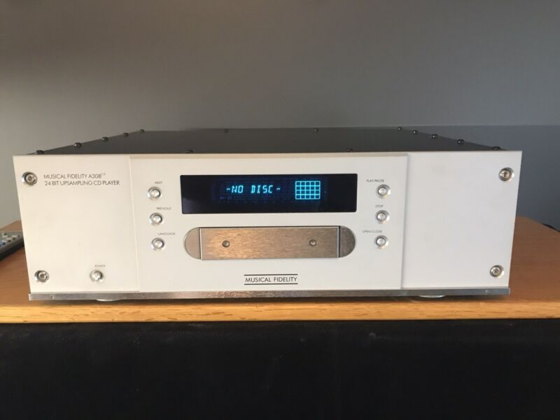 Vintage Musical Fidelity A308CR CD Player
