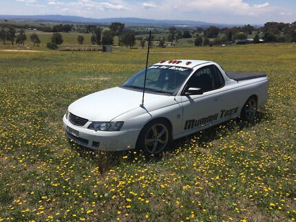 Holden vy manual ute