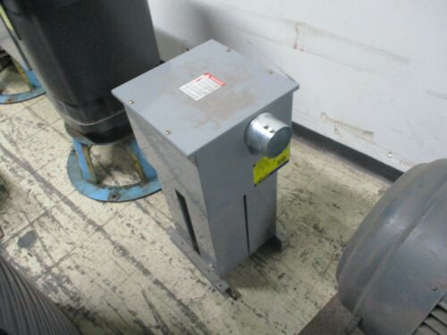 Square D Capacitor PFCD4150F 150KVAR 480V 180A Used