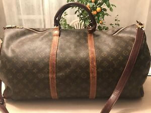 Louis Vuitton Bandoulière 55 Carry on bag