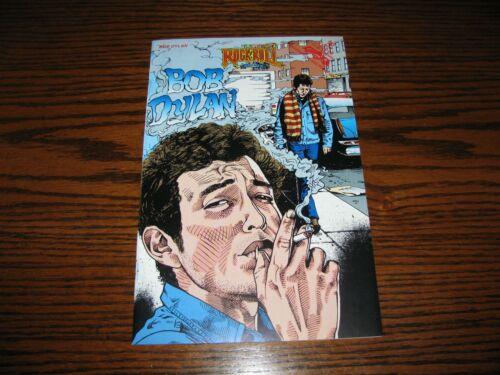 BOB DYLAN  - Rock-N-Roll  Comic Book!!  RARE!!  Copy B