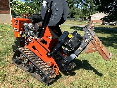 2018 Ditch Witch Vibratory Plow Blade Trencher Vibrating Cable Drop Tracked Vp30