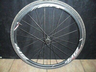 Zipp Tubular Rear 30 Course 12 X 142 with Clement tire