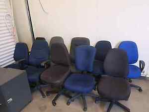 Office chairs as new Goodna Ipswich City Preview