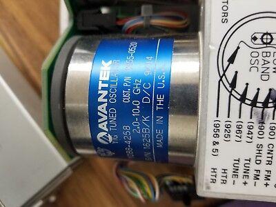 Advantek Yto Yig Tuned Oscillator 2-10 Ghz 0955-0520 Yo88-4258 83711ab 83731ab