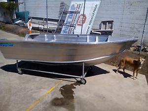 SNYPER 3.4M Aluminium Boat - BRAND NEW - 2 x LEFT Coffs Harbour Coffs Harbour City Preview