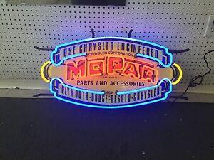Retro Neon Signs and Clocks
