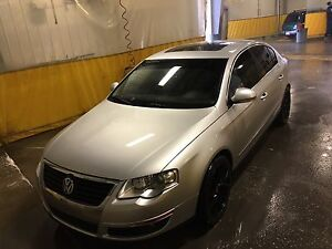 2010 VW Passat Highline with Clean CarProof