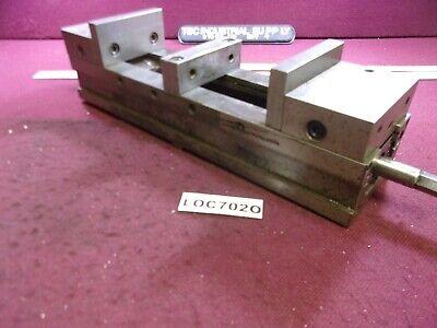 Lockwell Ltd-40 Double Clamp 4 Milling Machine Vise Loc7020