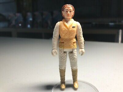 Leia Hair (Leia Hoth Outfit Red Hair Variant Vintage Kenner Star Wars Action Figure)