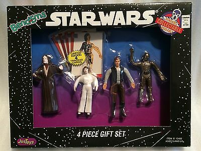 Star Wars Gift (STAR WARS BEND-EMS 4 PIECE GIFT SET JUSTOYS)