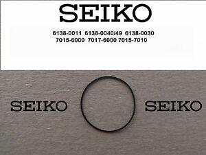 SEIKO REPLACEMENT GASKET FOR 6138-0011 6138-0030 6138-0040 7015 7017 UFO KAKUME