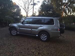 2012 Mitsubishi Pajero Wagon Armidale Armidale City Preview