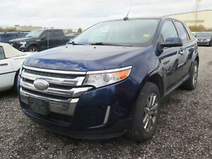 2011 Ford Edge SEL, Dual Sunroof, Heated Front Seats