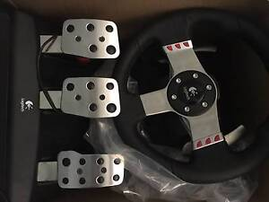 Logitech G27 - racing steering wheel Wilson Canning Area Preview