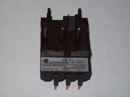 GENERAL ELECTRIC GPF1L02AA  LINK MODULE FOR CL00/CL01/CL02 CONTACTORS P678