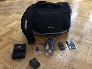 Nikon D5200 camera plus lenses