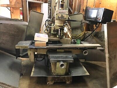 Willis 1654 Microcut 3 Axis Milling Machine 16x54 In Bed