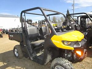 2016 Can-Am Defender 800 DPS