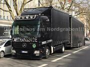 Mercedes-Benz Actros 1841 MP2,Partikelfilter