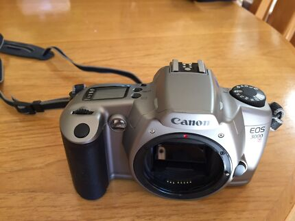 Canon EOS 3000 SLR camera body