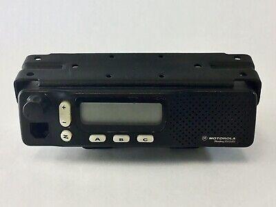 Motorola M1225 Uhf 450-474 Mhz 20 Ch.25-40 Watts Mobile Wn Band