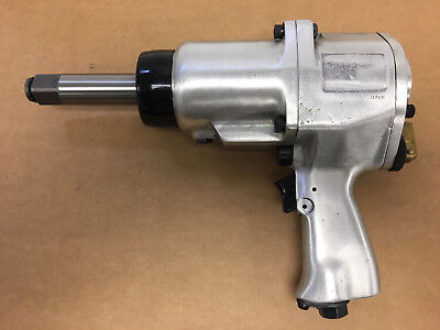 Pneumatic Impact Wrench 34 Square Drive 2 Ext. Anvil 1100-a-2
