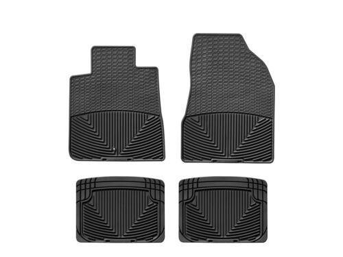 Weathertech All Weather Floor Mats For Acadia Enclave