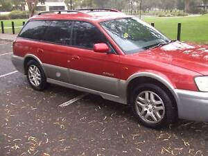 2000 Subaru Outback Wagon Angle Park Port Adelaide Area Preview