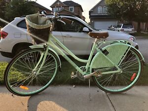 700 CC City Bike- Vintage Looking Bike for Ladies