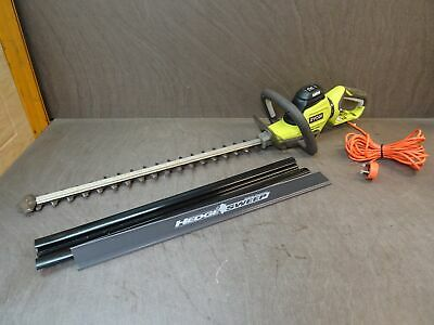 Ryobi RHT6160RS 600W Corded Home Garden Electric Hedge Trimmer 60cm