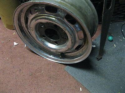 Porsche 911 912 steel  wheel