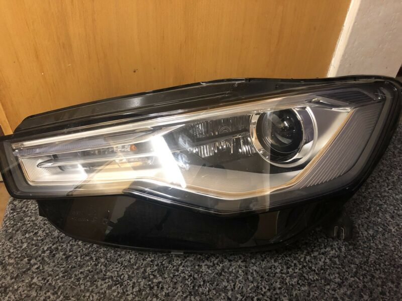 Audi A6 lhs complete headlight for sale