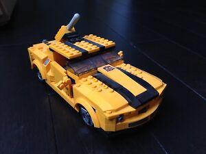 Transformers Bumblebee auto ou robot