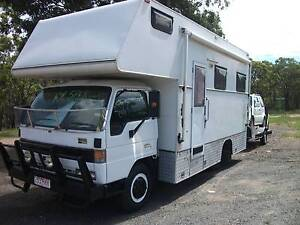 1990 Nissan 4000 motorhome Maryborough Fraser Coast Preview